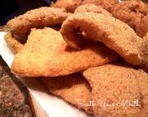 pan friedfish